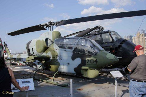 Bell A H-1 Sea Cobra