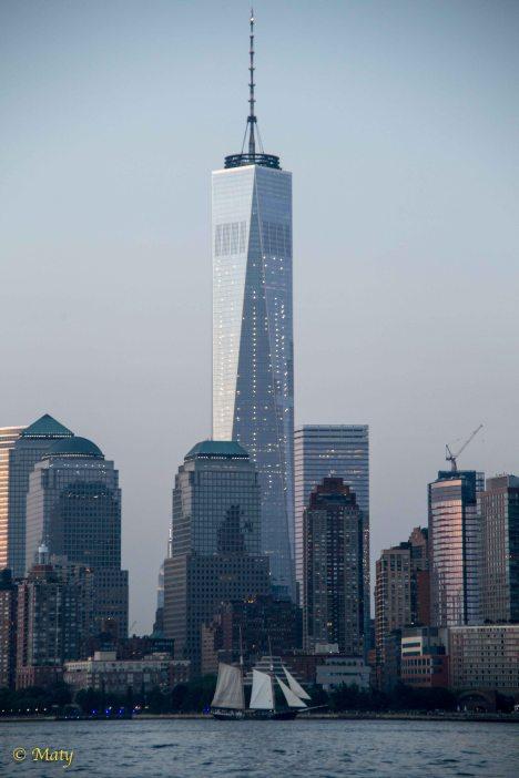 Manhattan from Hudson River