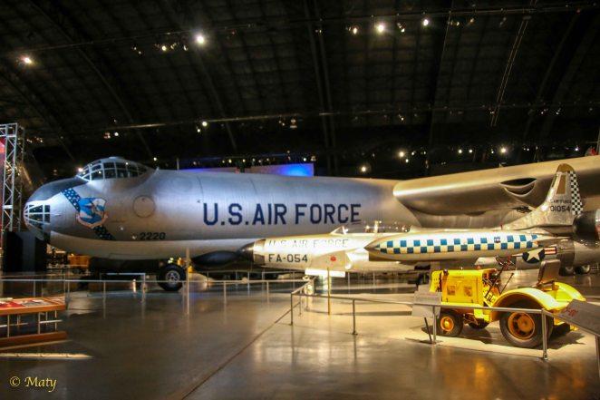 Convair B-36J Peacemaker