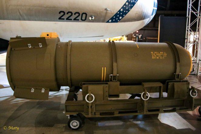 TMK39 nuclear bomb