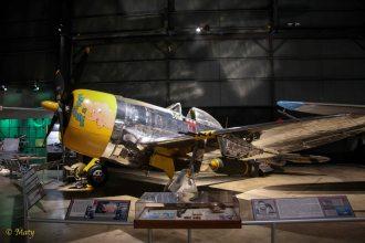 Republic P-47D (bubble canopy version)