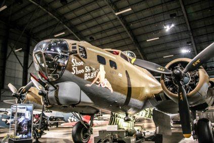 "Boeing B-17G Flying Fortress ""Shoo Shoo Shoo Baby"""