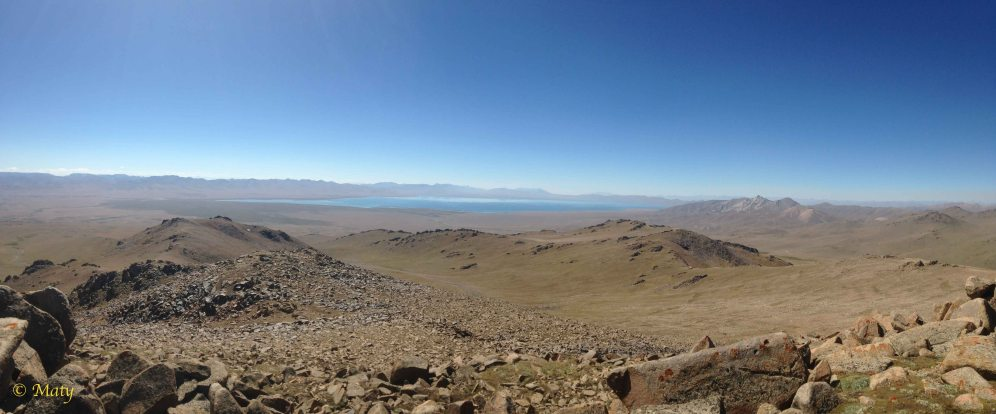 Yeah, the panorama is truly breath taking!