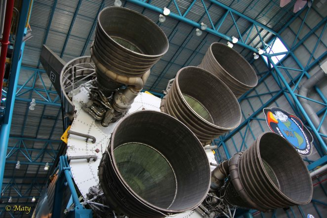 Five humongous engines of the stage one