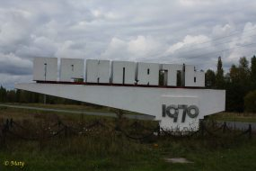 City of Pripyat - established 1070