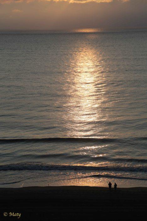 Ocean is so peaceful, beach is ready at Virginia Beach!