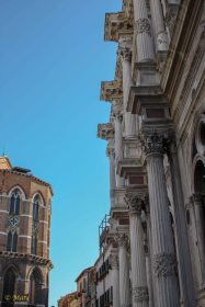 high columns