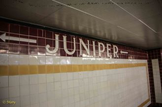 Direction to the Juniper Street!
