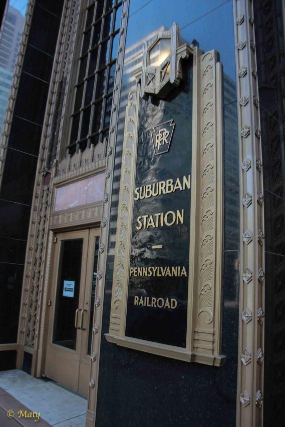 Suburban Station!