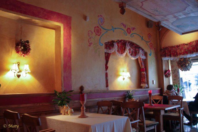 Restaurant Marmolada - famous Polish food!