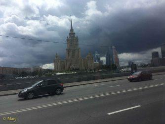 Some nice clouds