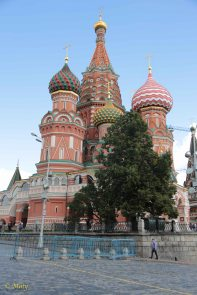 Another take on St. Basil's Cathedral