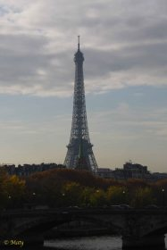 Eiffel Tower - we going there