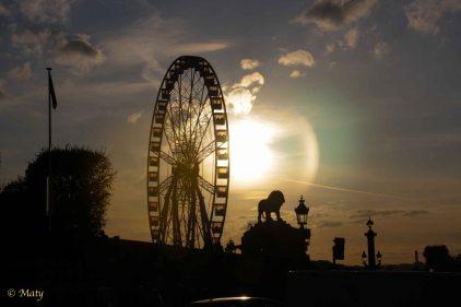 The Big Wheel at Concorde