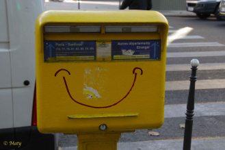 mail box :)