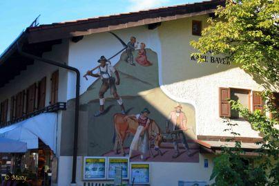 Mohrenplatz - other scenes from life in Bavaria