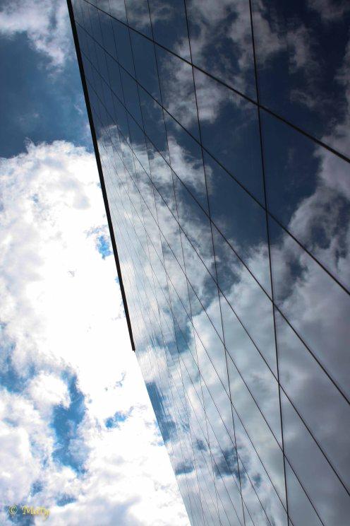 More Glass and Sky