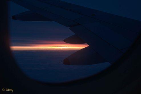 Orange sunrise plus wing take 3