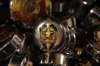 """Soviet KGB """"themed"""" gifts"""