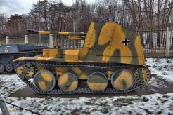 SdKfz 124 Wespe (self-propelled artillery piece)