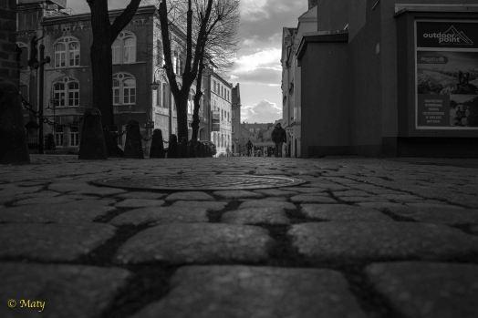 Street level - Jelenia Gora