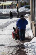 Making sidewalk passable gain