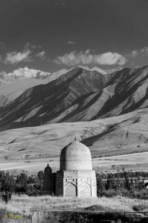 Kyrgyz landscape