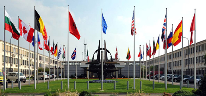 Image result for NATO headquarters, photos