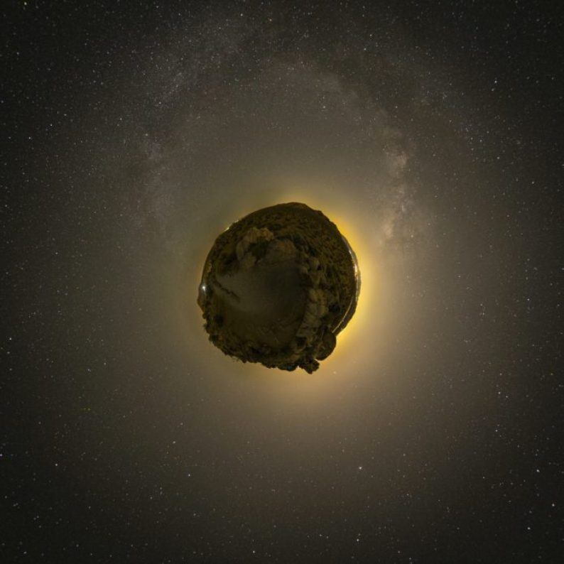 Asteroid To Whiz By Earth This Week 1