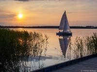 Altmark-Arendsee-Segelboot