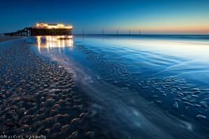 Strandbar St Peter Ording Sonnenuntergang Tutorial Landschaftsfotografie