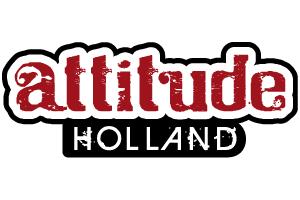 Attitude Holland logo | The Metal Resource - mauce nl