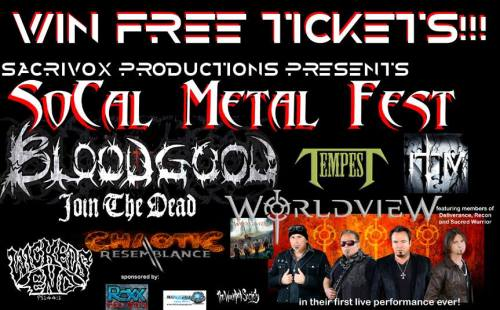 So Cal Metal Fest_April 23