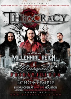 Theocracy New Song Available For Streaming Castaway