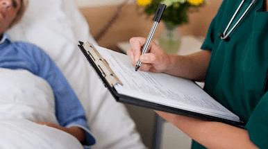 a&e and and e hospital emergency admission older elder dementia carer carers