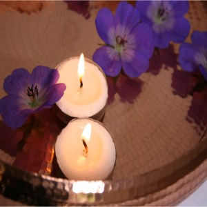 copper meditation bowl