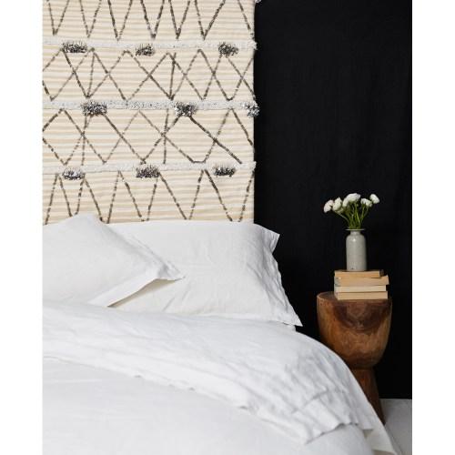 Handira wedding blanket Kenza Maud interiors