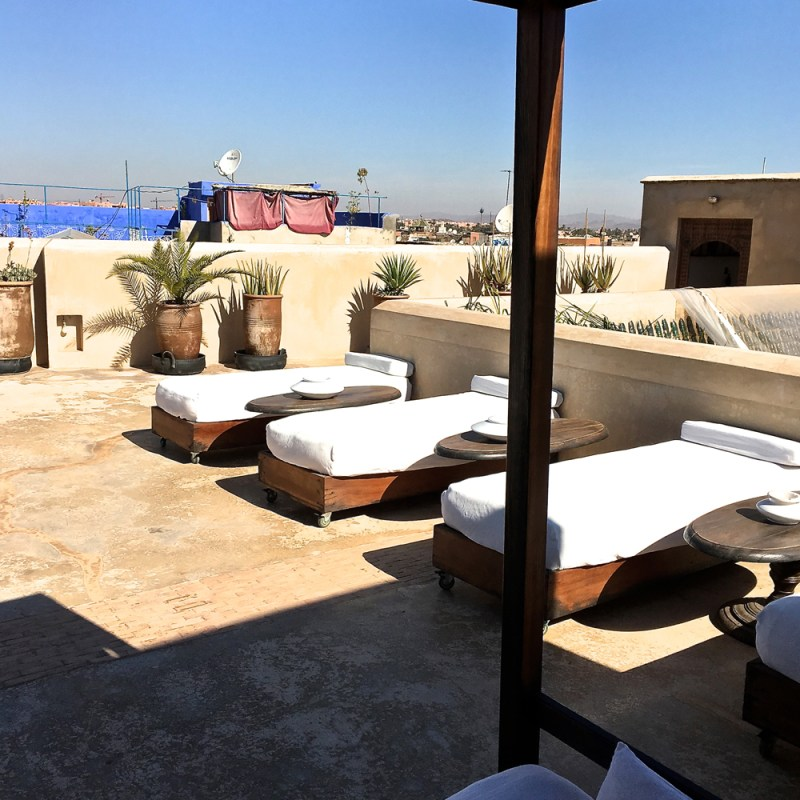 the roof terrace riad due maud interiors