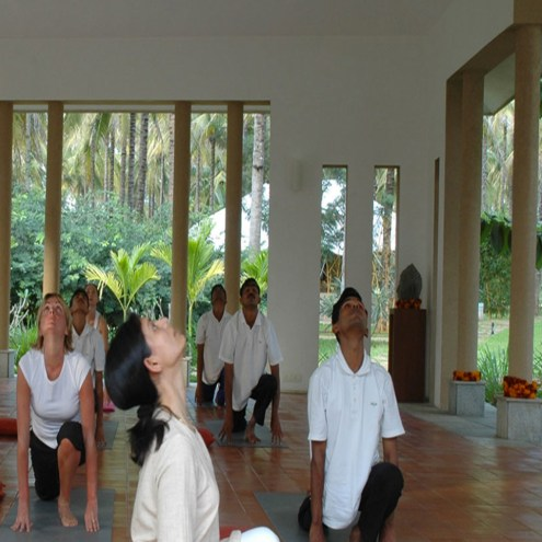 Shreyas yoga retreat