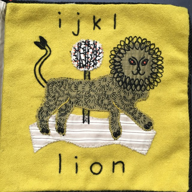 l-for-lion-1950s-sampler-maud-interiors