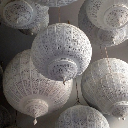 lanterns marrakech