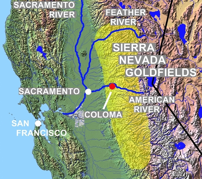 Sierra_Gold_Rush_map