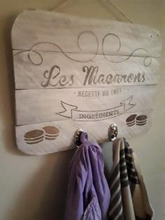 les macarons patere