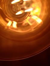 LAMPE DROOPS INSIDE