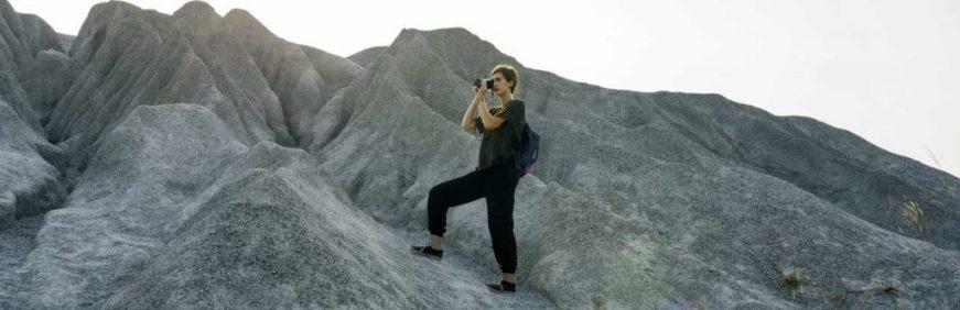 fotografía en montaña