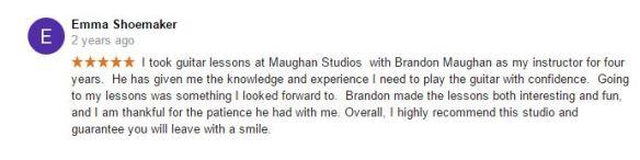 Brandon Review 3