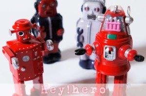 Hey! hero