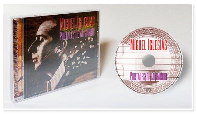 MIGUEL IGLESIAS CD