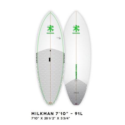 Kazuma Milkman 7 10 - 91L