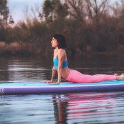 Tahoe Inflatable SUP YoFit at Maui North Stand Up Paddleboards
